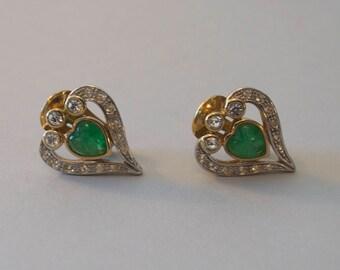 Costume Jewelry clip earrings