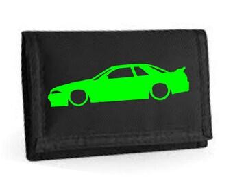 Skyline Car Ripper Wallet