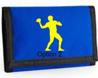 American Football Quarterbaxck Ripper Wallet
