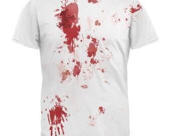 Halloween Blood Splatter T-Shirt