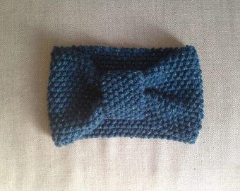 Navy Blue headband
