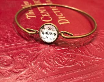 Quirky Bangle Bracelet