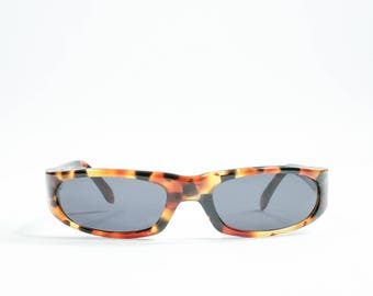 MISSONi - Plastic maculate sunglasses