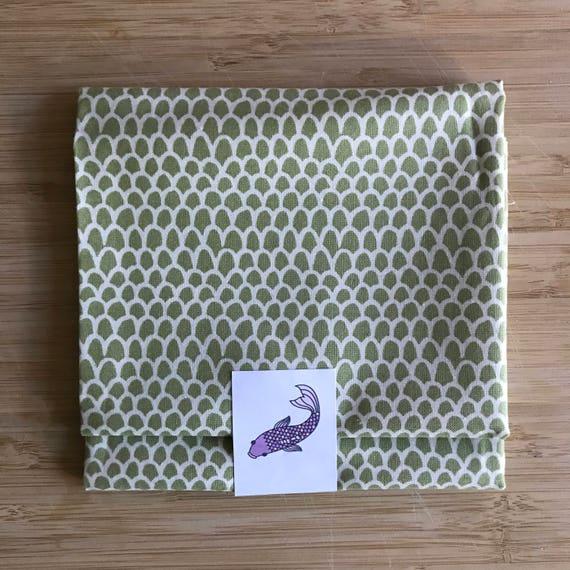 """Cloud9 Premium Cotton Fabric Fat Quarter - Premium Designer Fabric - Quilting Fabric - Fat Quarters 18"""" x 21"""" Modern Sage Olive Green Print"""