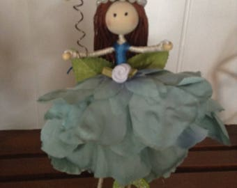Made to order, birthday, bendy fairy