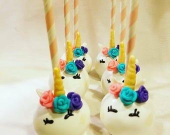Cake pops (order of 13)
