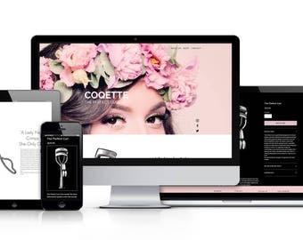 Ecommerce website / Website design / Custom Website / Web design / Website / Custom web design / Professional website / Business website