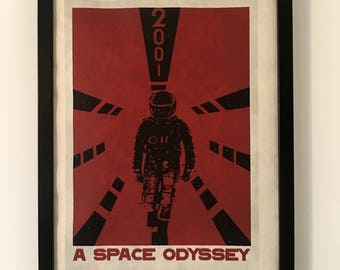 A Space Odyssey Movie Poster