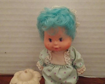 vintage 1980's strawberry shortcake berry baby babies blueberry muffin