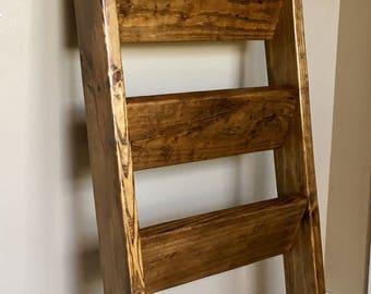 4 ft Blanket/Quilt Ladder