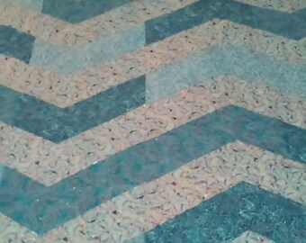 quilt, new handmade