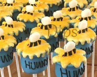 Winnie The Pooh Honey Pots, Hunny Pots