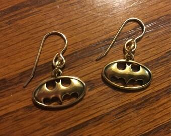 Batman Earings