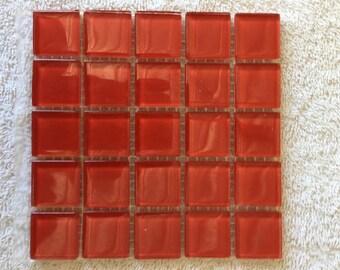 Glass Mosaic Tile 2.2 cm x 2.2 cm