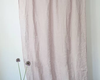 Dusty Rose Curtains Etsy