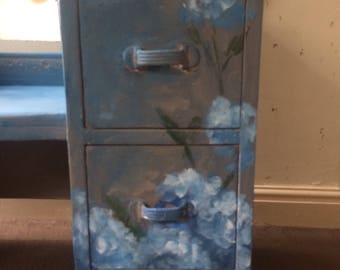 Dressing Table Hand Painted