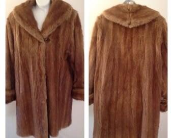 Anniversary Sale Lovely Vintage Mink Coat