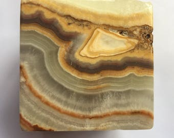 Natural Stone Paperweight