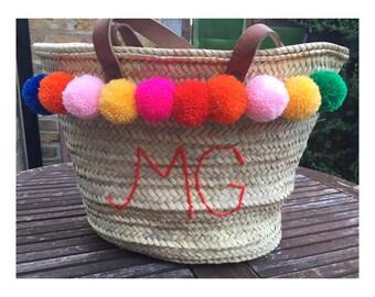 Custom made Large Basket