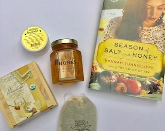Honey Lovers Gift Box - Mountain Calm Theme