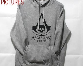 Assassins Creed Hoodie Fashion Casual loose men Hoodie