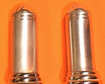 Vintage Art Deco Style Salt and Pepper Shakers - small