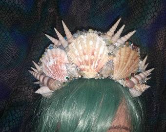 Mermaid Empress Crown