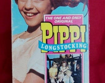 Pippi Longstocking/ Pippi in the South Seas VHS