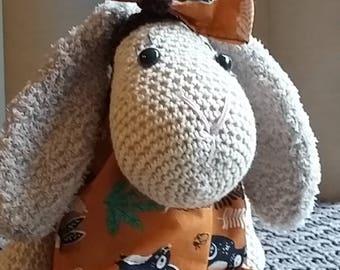 Lilly Crochet Rabbit