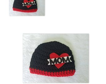 Newborn Boy/Girls' Mom Hat