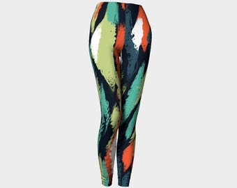 Bohemian Blitz' Leggings