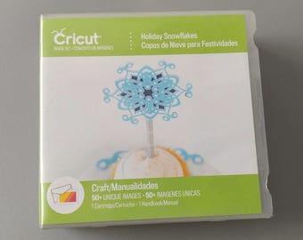 Holiday Snowflakes Cricut Cartridge