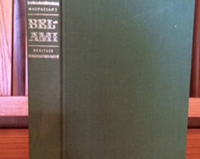 HERITAGE PRESS: Bel-Ami by Guy De Maupassant 1968