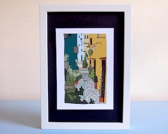 Rio Elba - gicleé print