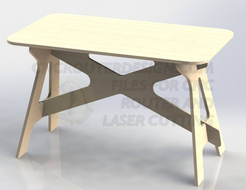 Cnc Router File Dxf Table With Easel For Aspire Artcam
