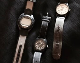 Watch Lot: Timex Expedition Watches