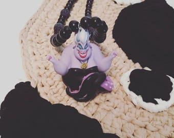 Disney Ursula Necklace