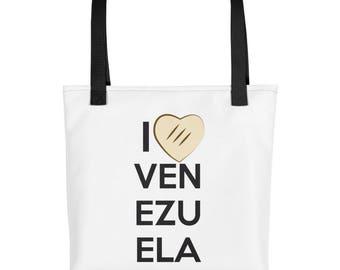 I Love Venezuela Tote bag