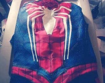 insomniac spiderman ps4 suit