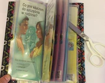 You can request costumes order Slim folder for tracks jw ministry slime folders jw gift long