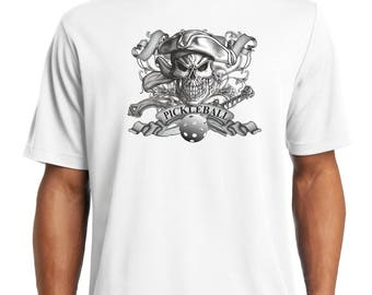 Pickleball Pirates Sports Wear T-Shirt - FREE SHIPPING