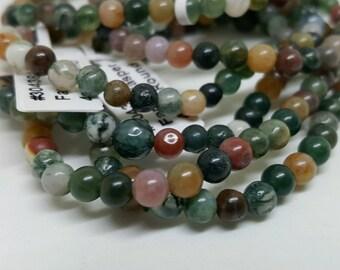 Mini Bead Fancy Jasper Bracelet