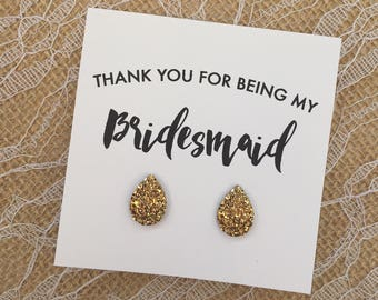 Bridesmaid Thank You Gift