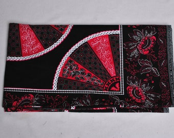 african print headwrap, african head wrap, ankara headwrap, head wrap // African head tie // african scarf // wax print scarf // turban wax