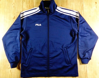 20% OFF Vintage FILA Soccer Ever Team Sport Jacket