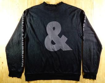 On Sale Vintage D&G Dolce And Gabbana Sweatshirt Rare