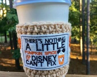 Disney and Pumpkin Fix Cozy