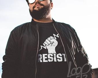 Anti Trump, Shirt, Nasty Woman, Protest,Trump, Resist, March, Resistance, Not My President, Activist, Feminist, Anti Trump Shirt