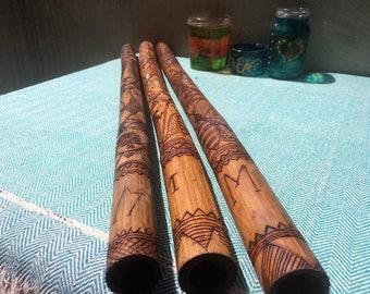 Tribal flute