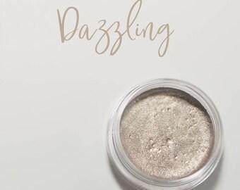 Organic Mineral Eye Shadow in Dazzling